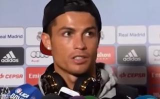 Cristiano Ronaldo se pronunció sobre Dani Alves y Piqué [VIDEO]