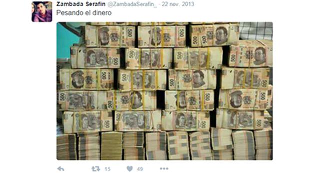 México 85 Hijos De Narcos Que Muestran Sus Lujos En Internet