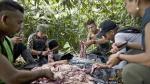 El frente de las FARC que espera la paz en la espesa selva - Noticias de movimiento jóvenes del pueblo