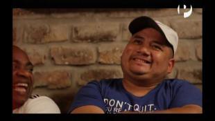 Ronald Araujo: La 'chispa'y buen humor de un gran anticuchero
