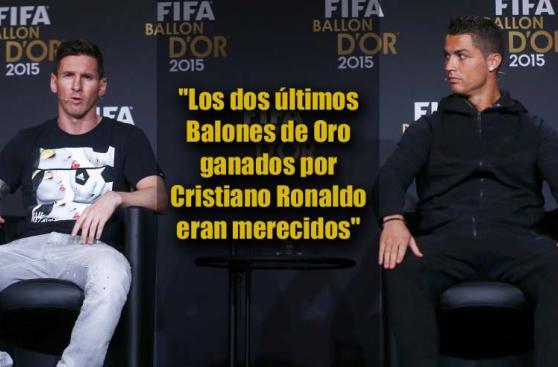 Messi: 10 frases reveladoras en entrevista con France Football