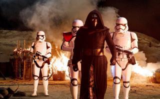 """The Force Awakens"" batió récord histórico en el Reino Unido"