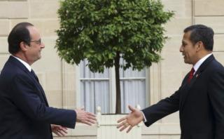 Francois Hollande visitará el Perú a finales de febrero