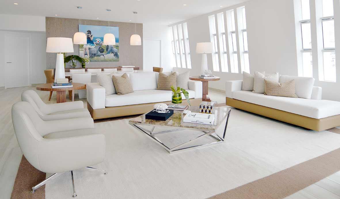 Una moderna casa de playa en anc n con acento urbano for Decoracion de casas de playa modernas
