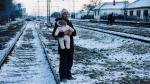 El frío y la nieve congelan a los refugiados [FOTOS] - Noticias de hipotermia