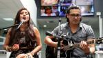 Nicole Pillman: así fue su visita a la redacción de El Comercio - Noticias de myriam hernandez