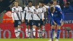 Copa FA: Tottenham venció al Leicester y avanzó a cuarta ronda - Noticias de latigazos