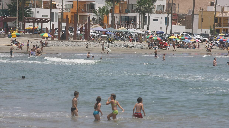 [Foto] ¿Norte o Sur? Alternativas de playa a pocos kilómetros de Lima