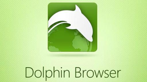 Fue uno de los primeros navegadores alternativos para las plataformas Android1 que introdujo soporte multitáctil. (Foto: Dolphin)