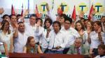 Toledo presentó a candidatos de Perú Posible al Congreso - Noticias de rennan espinoza