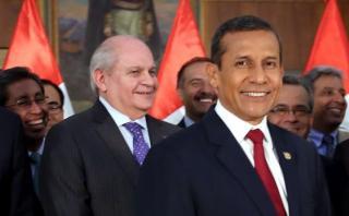 PCM responde resolución del jurado electoral contra Humala