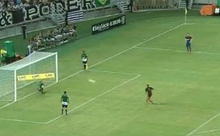 Paolo Guerrero: así falló penal en derrota de Flamengo [VIDEO]