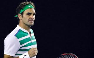 Roger Federer alcanzó los 300 triunfos en torneos de Grand Slam