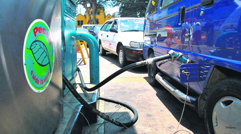 92 gasolina el coste penza