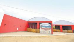 Estación de bomberos de Asia estaría lista en 30 días