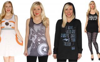 """Her Universe y su propuesta de moda para las """"chicas geek"""""""