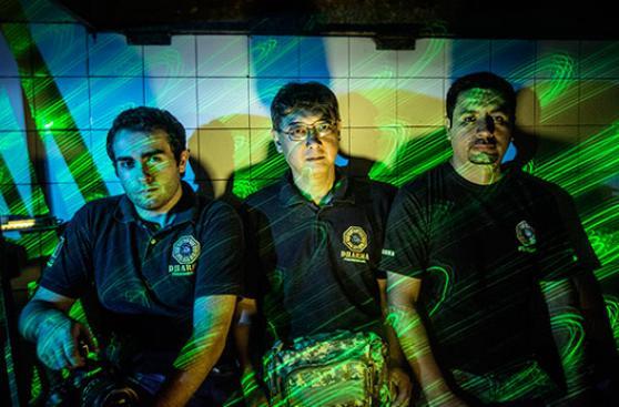 Cazafantasmas, especialistas en incursiones en casas embrujadas