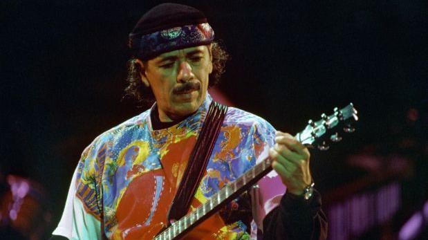 Carlos Santana reúne a su banda original luego de 45 años