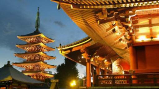 Una pagoda es el símbolo propuesto para suplir la esvástica.