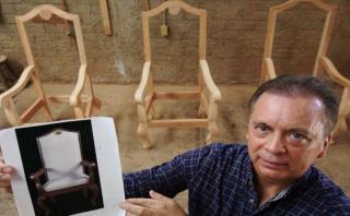 El artista mexicano que ha trabajado para el gusto de 3 Papas