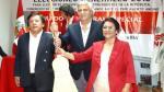 Olivera presentó lista al Congreso del Frente Esperanza - Noticias de eduardo durand
