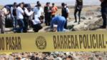 La Libertad: dos delincuentes asesinados en 24 horas - Noticias de jaime cuadra