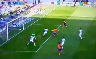 Lionel Messi erró chance de gol sin arquero: esto sucedió