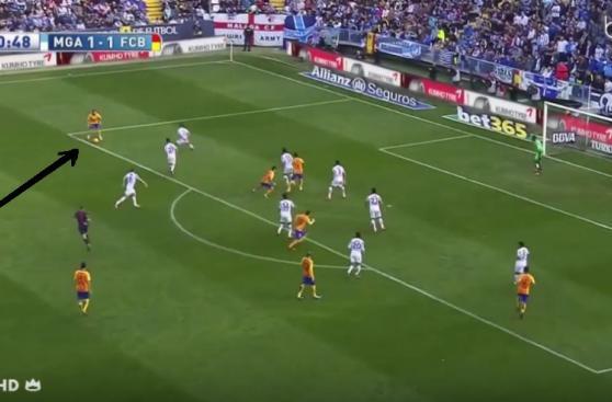 Lionel Messi: CUADRO x CUADRO de su golazo de 'tijera' (FOTOS)