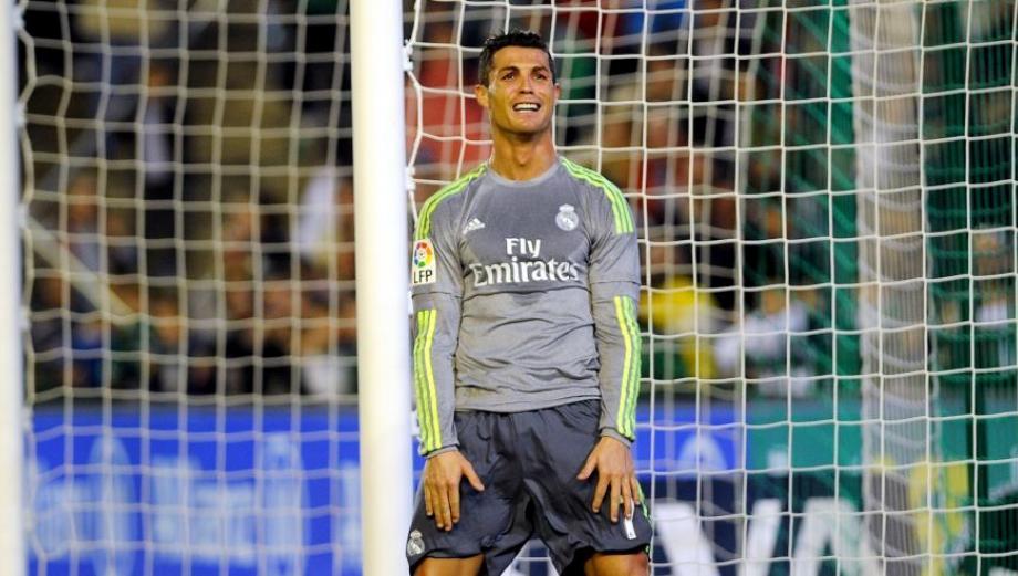 Real Madrid: frustración y ansiedad en campo del Real Betis