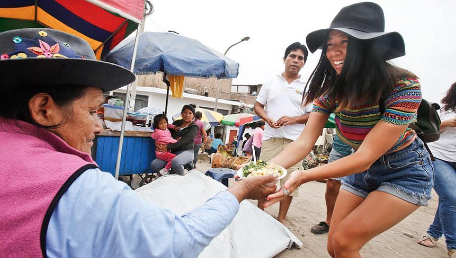 'Shanty towns': un tour distinto por Lima [FOTOS]