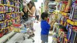 Útiles escolares: ¿cómo se mueve la competencia en el mercado? - Noticias de plaza lima sur