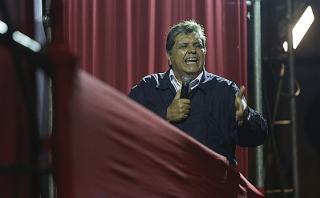 Alan García propone que Defensoría e iglesias den los indultos