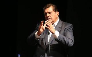 García: Funcionarios públicos deben carecer de secreto bancario