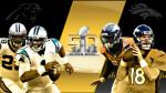 Super Bowl 2016: Broncos de Denver vs Panthers de Carolina - Noticias de cam newton