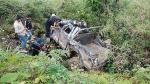 Piura: suben a ocho las víctimas por vuelco de camioneta - Noticias de vuelco