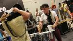La Liga del Sueño dio concierto sorpresa en el Metropolitano - Noticias de esto es guerra show en vivo