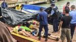 Rescatan cuerpos de 3 costarricenses desaparecidos en naufragio - Noticias de ezio oliva