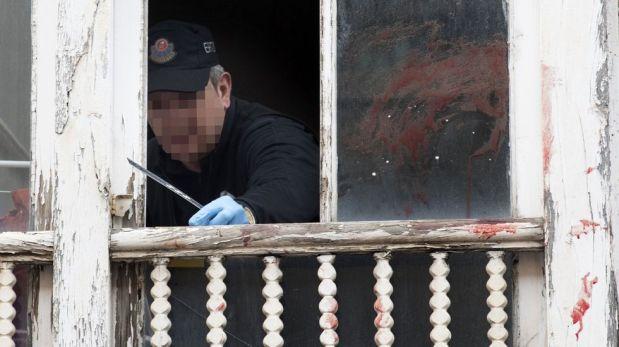 Aparentemente, el hombre intentó abusar de una bebé en España y la tiró por la ventana tras discutir con la madre. (Foto: EFE)