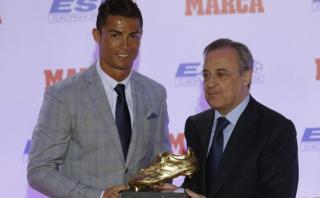 """Cristiano se queda en Madrid porque """"es heredero de Di Stéfano"""""""
