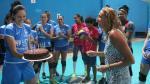 Natalia Málaga recibió sorpresa en su cumpleaños (FOTOS) - Noticias de voley mundial