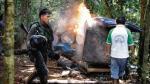 Minería ilegal ha ingresado a cinco áreas protegidas - Noticias de tambopata