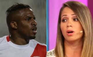 Jefferson Farfán responderá a Melissa Klug el viernes en TV