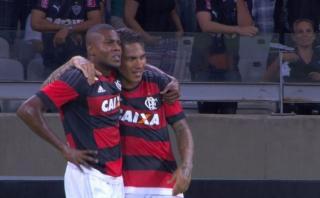 Paolo Guerrero: elogios al peruano tras su doblete con Flamengo