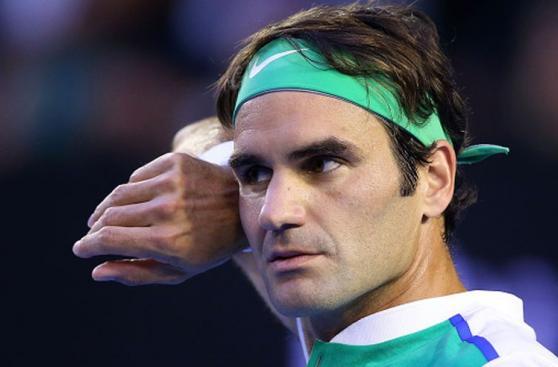 Las mejores fotos del partidazo entre Roger Federer y Djokovic