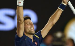 Djokovic venció a Federer y jugará final de Australian Open