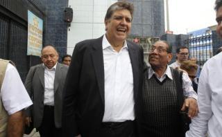 Alan García considera urgente crear ministerio de la juventud