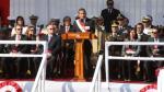 Humala encabezó ceremonia de conmemoración por fallo de La Haya - Noticias de corte de la haya