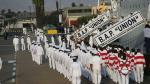 El buque Unión ya integra la flota naval del Perú [FOTOS] - Noticias de base naval del callao