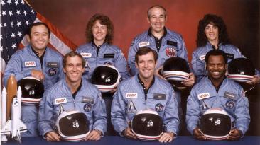 El desastre del transbordador Challenger cumple 30 años