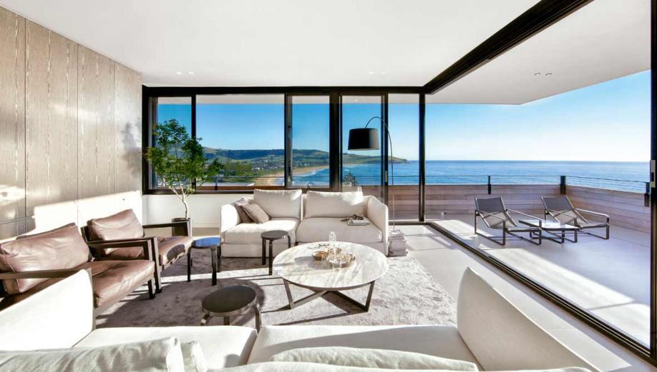 Una casa para disfrutar de las hermosas playas de Australia